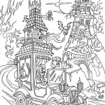 Scary Halloween Coloring Pages Awesome the Best Free Adult Coloring Book Pages Coloring Page