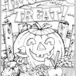 Scary Halloween Coloring Pages Creative 388 Best Halloween Coloring Pages Images In 2019