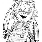 Scary Halloween Coloring Pages Elegant Image Result for Scary Horror Coloring Pages