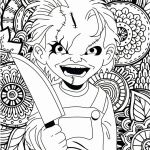 Scary Halloween Coloring Pages Inspiring Lovely Halloween Coloring Pages Printable Scary