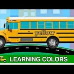 School Bus Pictures to Color Beautiful Videos Matching School Buses for Kids
