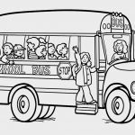 School Bus Pictures to Color Best School Bus Color Page Coloring Pages