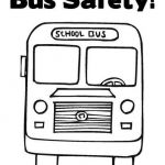 School Bus Pictures to Color Creative Back to School Bus Coloring Page From Twistynoodle