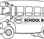 School Bus Pictures to Color Inspiring 733 Best Coloring Pages for Free Images In 2019