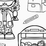 School Coloring Pages Printable Inspirational Luxury First Day Coloring Sheets – thebookisonthetable