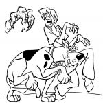 Scooby Doo Coloring Games Awesome Scooby Doo Coloriages In Monster From Scooby Doo Coloring Pages for