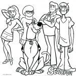 Scooby Doo Coloring Games Inspirational Scooby Doo Printables Free Coloring Pages Games Scooby Doo Printable