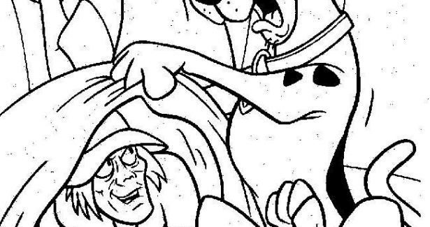 Scooby Doo Coloring Pages Best 13 Lovely Scooby Doo Coloring Pages
