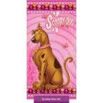 Scooby Doo Dinosaurs Fresh Beach towel Scooby Doo I Love You Kids towels Baby and Kids