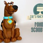Scooby Doo Dinosaurs Inspirational How to Make A Fondant Scooby Doo How to Cake Decorating Tutorial