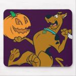 Scooby Doo Dinosaurs Inspirational Scooby Doo Carving Pumpkin Mouse Pad Zazzle