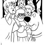 Scooby Doo Printable Images Beautiful Scooby Doo 30 Colouring Pages