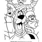 Scooby Doo Printable Inspiration 13 Lovely Scooby Doo Coloring Pages