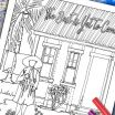September Coloring Pages New the Best is yet to E Colouring Page