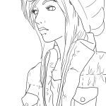 Sexy Coloring Pages Beautiful 20 Girl Hipister Coloring Pages Ideas and Designs