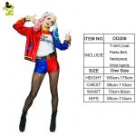 Sexy Harley Quinn Pictures Awesome Psychologist Harley Quinn Costume Carnival Party Cool Clown Girl