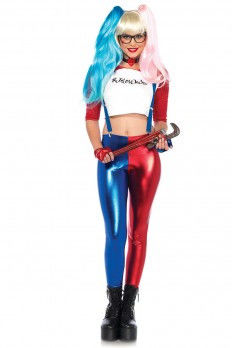 Sexy Harley Quinn Pictures Awesome Superhero Costumes Y Superhero Costumes for Women Female