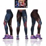 Sexy Harley Quinn Pictures New Harley Quinn Y Womens Leggings Fitness Gym Halloween