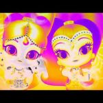Shimmer and Shine Activities Beautiful Videos Matching Shimmer and Shine theme song Full Version