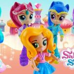Shimmer and Shine Activities Creative End Year Shimmer and Shine Doll Custom Review Video by
