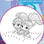 Shimmer and Shine Activities Excellent 130 Best Shimmer & Shine Images In 2017