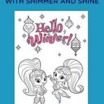 Shimmer and Shine Activities Excellent 66 Best Shimmer and Shine Images In 2017