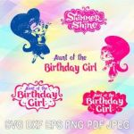 Shimmer and Shine Activities Exclusive 24 Best Shimmer and Shine Svg Images In 2019