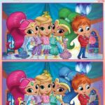 Shimmer and Shine Activities Inspired 130 Best Shimmer & Shine Images In 2017