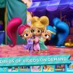 Shimmer and Shine Activities Pretty Nick Jr On the App Store