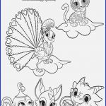 Shimmer and Shine Coloring Page Brilliant Nick Jr Coloring Sheets