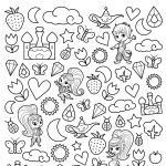 Shimmer and Shine Coloring Page Exclusive Coloring Pages Shimmer and Shine Lofty Tiki Best Coloring Ideas