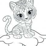 Shimmer and Shine Coloring Page Pretty Dazzling Ideas Shimmer and Shine Printable Coloring Pages Page Free
