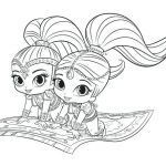 Shimmer and Shine Coloring Pages Beautiful asapcontractingusa Page 127 Pokemon Pikachu Coloring Pages
