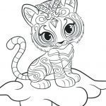 Shimmer and Shine Coloring Pages Beautiful Dazzling Ideas Shimmer and Shine Printable Coloring Pages Page Free