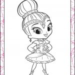 Shimmer and Shine Coloring Pages Inspiration Coloring Pages Shimmer and Shine Lofty Tiki Best Coloring Ideas