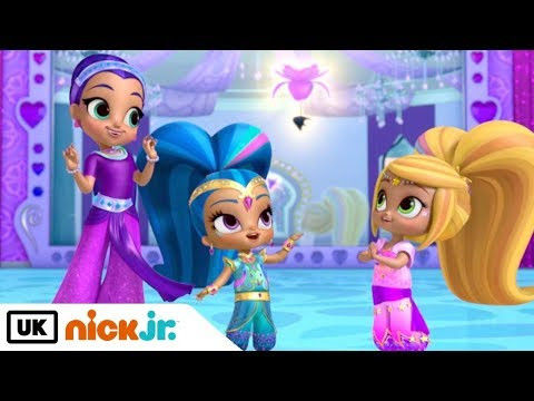 Shimmer and Shine Free Pretty Videos Matching Shimmer and Shine Magic Carpet song