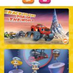 Shimmer and Shine Free Wonderful Nick Jr App Profile Reviews Videos and More