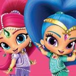 Shimmer and Shine Monkey Amazing 132 Best Shimmer and Shine Images In 2017