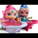 Shimmer and Shine Monkey Awesome Videos Matching Nick Jr Shimmer Of Shimmer and Shine Playdoh Stop