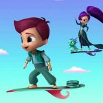 Shimmer and Shine Monkey Creative Kaz From Shimmer and Shine Costume Inspiration