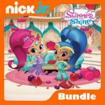 Shimmer and Shine Monkey Creative Shimmer and Shine Bundle 6 On iTunes