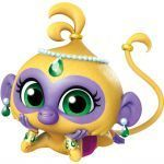 Shimmer and Shine Monkey Creative Tala the Monkey Minmion In 2019