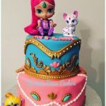 Shimmer and Shine Monkey Exclusive 101 Best Shimmer and Shine Cake Images In 2019