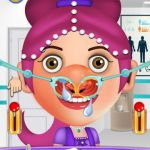 Shimmer and Shine Monkey Exclusive Nose Doctor Game for Shimmer and Shine Version Apps