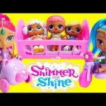 Shimmer and Shine Monkey Exclusive Videos Matching Nick Jr Shimmer Of Shimmer and Shine Playdoh Stop