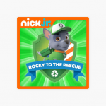 Shimmer and Shine Monkey Inspirational Paw Patrol Rocky to the Rescue On iTunes