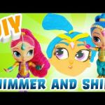 Shimmer and Shine Monkey Marvelous Videos Matching Nick Jr Shimmer Of Shimmer and Shine Playdoh Stop