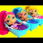 Shimmer and Shine Monkey Wonderful Videos Matching Nick Jr Shimmer Of Shimmer and Shine Playdoh Stop