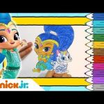 Shimmer and Shine Parisa Awesome Videos Matching Nahal