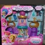 Shimmer and Shine Parisa Best Fisher Price Genie Playsets Character toys